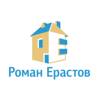 Роман Ерастов. Логотип специалиста строительных работ. Финалист конкурса Золотая блоха 2017