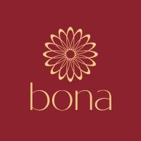 Bona, магазин хорошей одежды, г.Ангарск. Логотип и вывеска.