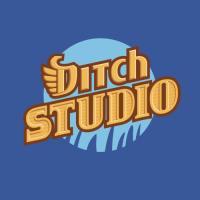 Дичь Студио. Видеостудия. Логотип.