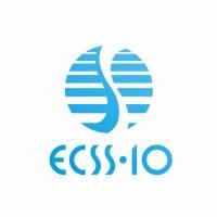 ECSS-10. Cистема связи в России и за рубежом. Логотип и набор иконок.