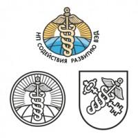 НП содействия развитию ВЭД. Разработка логотипа, варианты.