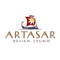 ARTASAR, название и логотип для собственной студии.
