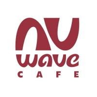 Ню Вейв Кафе. Сеть кофейных точек. Логотип, стакан, торг. точка. Финалист конкурса Золотая блоха 2017