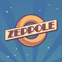 Zeppole. Сеть кафе с акцентом на пончики. Финалист конкурса Золотая блоха 2017