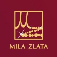 Мила Злата. Сеть ювелирных магазинов. Логотип.