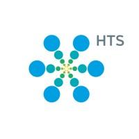 HTS, лого для компании hi-tech solutions