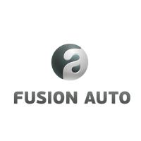 Fusion Auto. Автоэскорт высшего класса. Логотип, название, сайт.