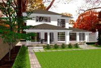 Проект дома Юры (авангардпласт)