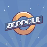 Zeppole, лого дизайн-студии, в ретро стилистике (дополнительный вариант лого)