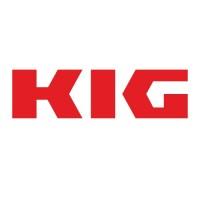 KIG. Индустриальная производственная компания. Логотип.