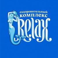 Relax, Бани и сауны. принятый вариант. Логотип, сайт.