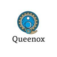 Queenox, интернет-проект. Логотип.