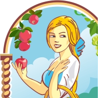 Вкуснодар.  Фрукты-овощи. Финалист конкурса Золотая блоха 2015