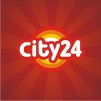 City24. Информационный портал, г. Ереван. Логотип.
