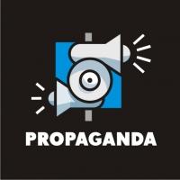 Пропаганда. Логотип.