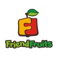 Friend Fruits. Компания - импортер фруктов (Россия-Германия). Логотип.