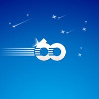 """""""60"""", шоу авиационной направленности, логотип, фирмстиль"""