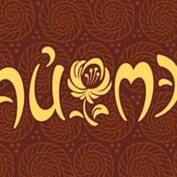 Салон тайского массажа, орнамент и лого
