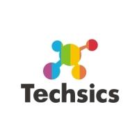 Techsics. Служба очистки емкостей от нефтепродуктов. Логотип.