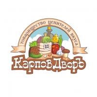 шрифт и логотип для торговой компании