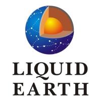 Liquid Earth. Сайт научной направленности. Логотип.