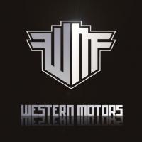 WESTERN MOTORS. Интернет-проект. Логотип.