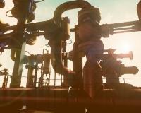 кадр из ролика для завода «Газавтоматика»