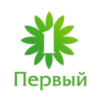 Первый магазин здоровья. Аптека. Логотип.