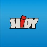 SLIDY. Магазин-салон встроенной мебели. Логотип.
