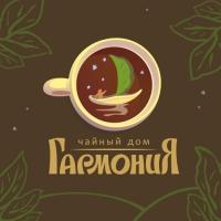 Гармония. Чайный дом. Логотип, фирмстиль, сайт.