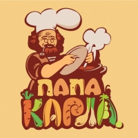 Логотип для кафе на ул. Карла Маркса.