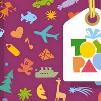 Название, орнамент и логотип для компании «Тойс Пак»