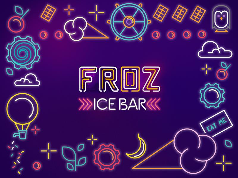 Neon Froz