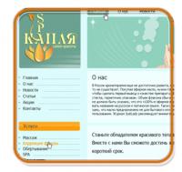www.spa-kaplya.ru