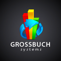 Логотип компании Grossbuch Systems