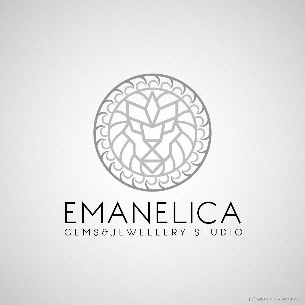 Логотип ювелирной студии