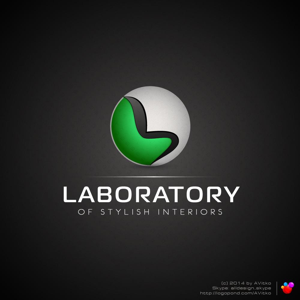 """Лого дизайн студии интерьеров """"Лаборатория стиля"""""""