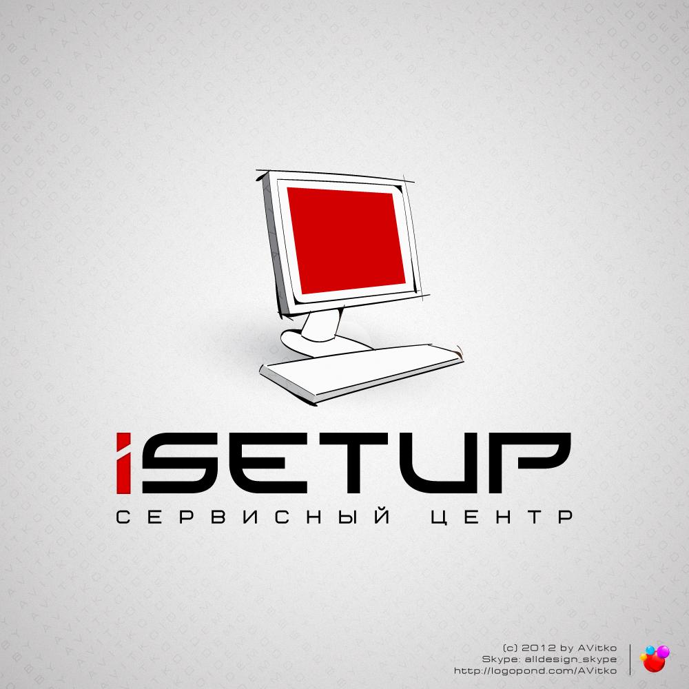 Логотип для сервисного центра