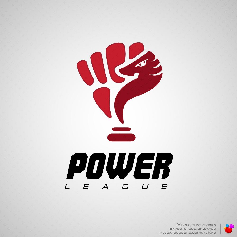 Лого Power League