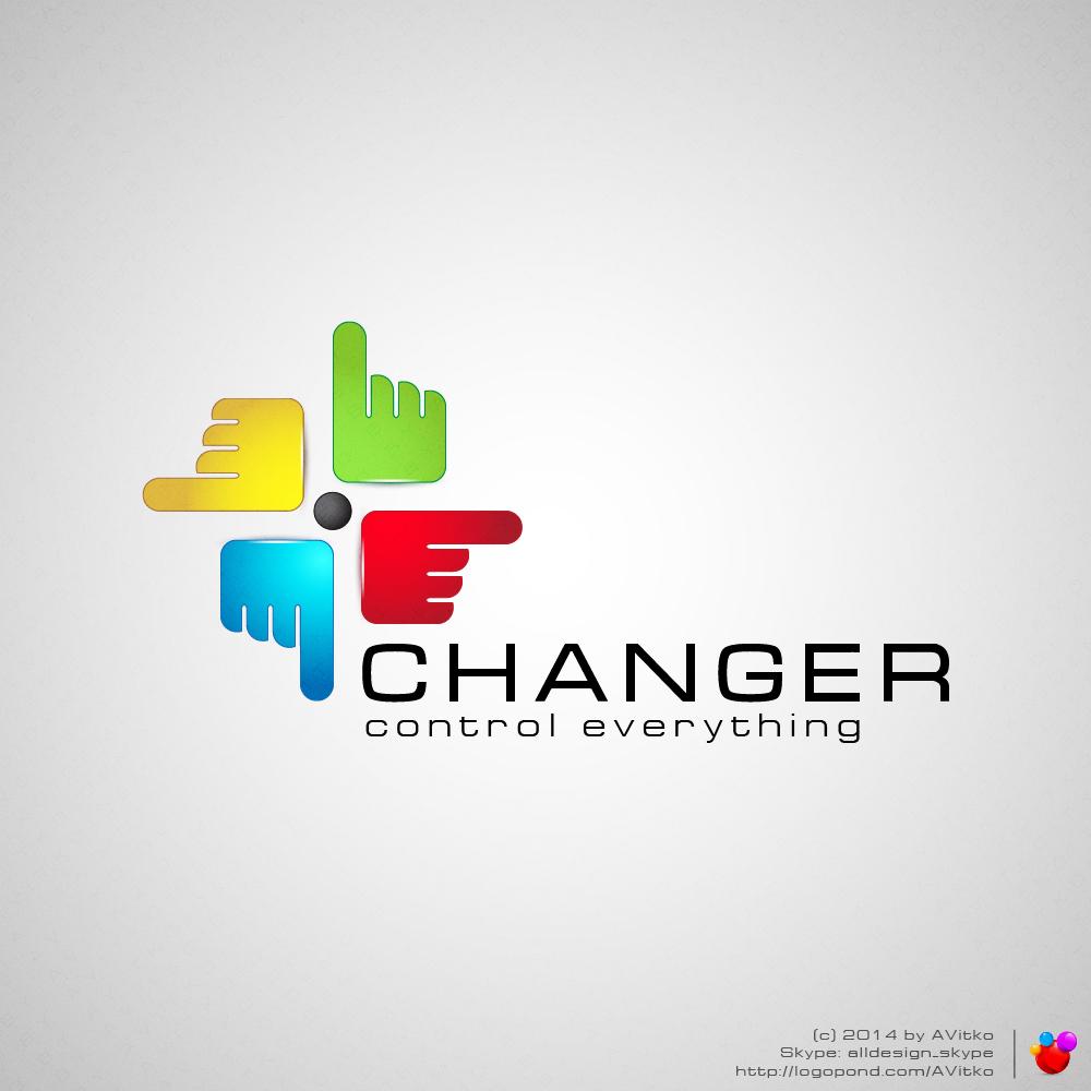 Лого для торговой марки Changer