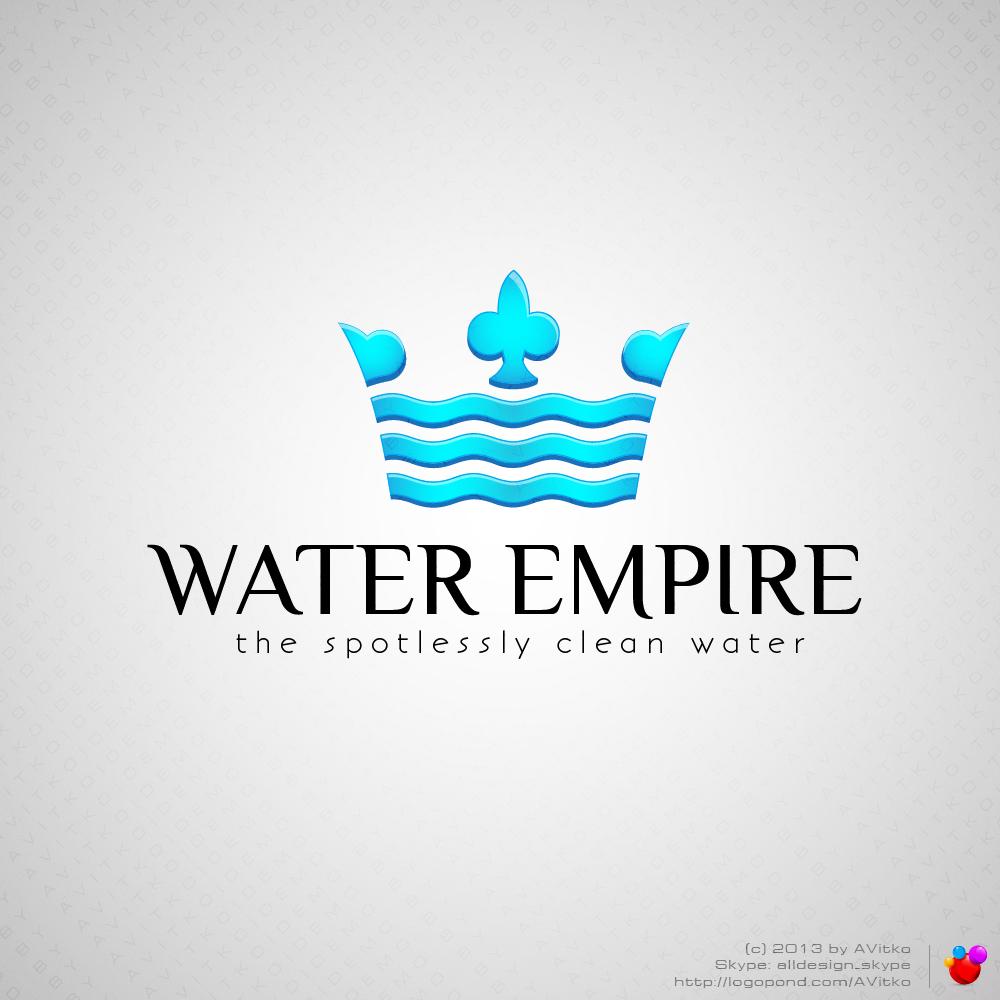 Логотип бренда WaterEmpire