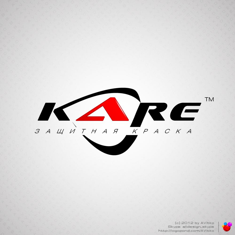 Логотип для лакокрасочной продукции