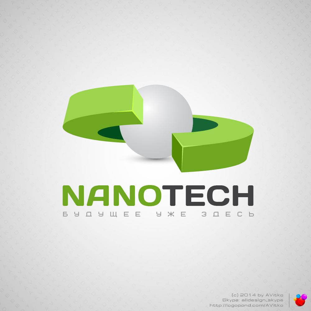 Логотип исследовательской группы NanoTech