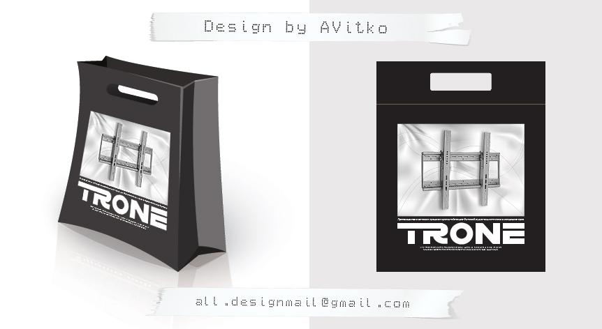 Пакет для бренда Trone №4