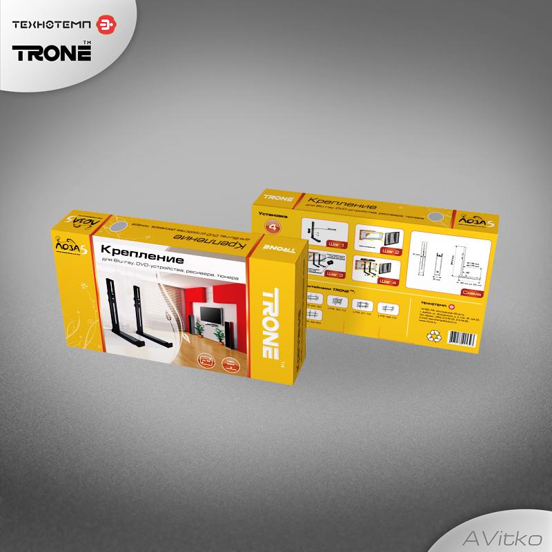 Упаковка для бренда Trone (Лоза-5)