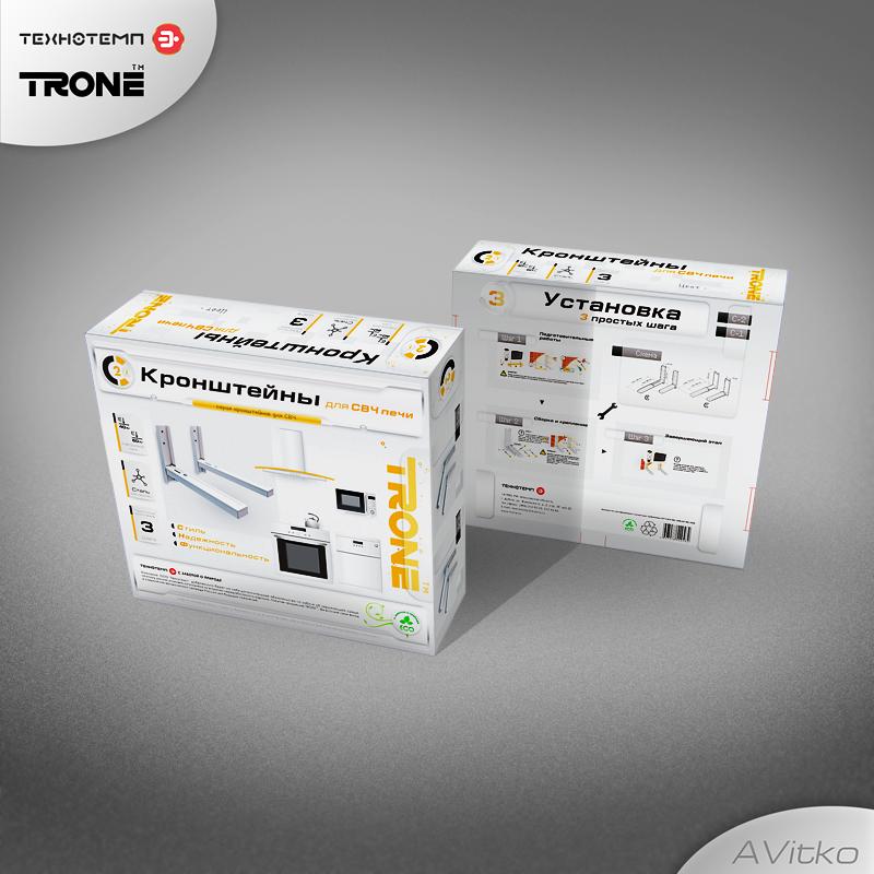 Упаковка для бренда Trone (С1-С2)