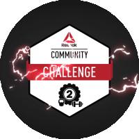 REEBOK COMMUNITY CHALLENGE 2