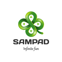 Логотип Sampad Games
