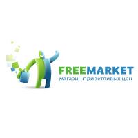 Логотип интернет-магазина freemarket