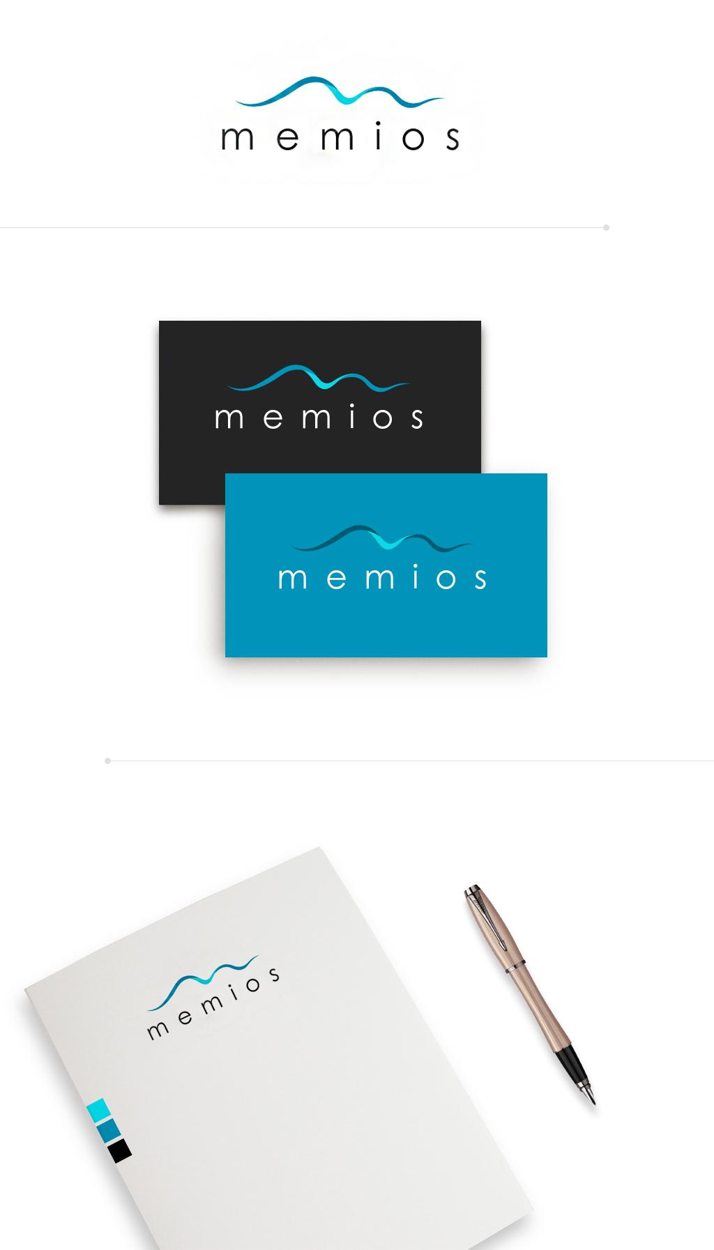 Логотип для компании по переработке отходов Memios